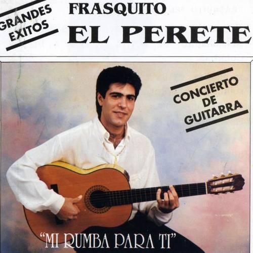 Spanish Guitar Frasquito El Perete