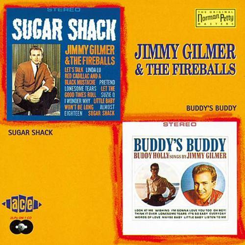 Jimmy Gilmer