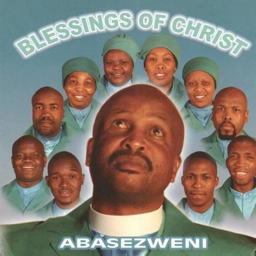 Blessing of Christ