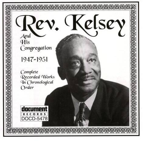 Rev. Kelsey