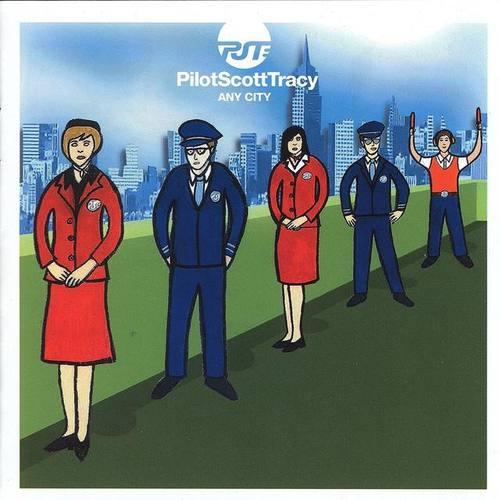 Pilot Scott Tracy