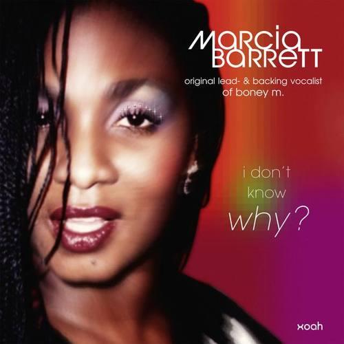 Marcia Barrett of Boney M.