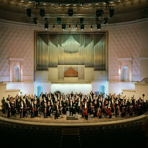 Moscow Philharmonic Symphony Orchestra