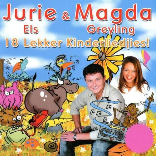 Jurie Els & Magda Greyling