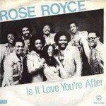 Rose Royce ดาวน์โหลดและฟังเพลงฮิตจาก Rose Royce