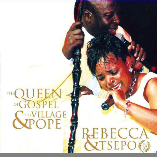 Rebecca and Tsepo