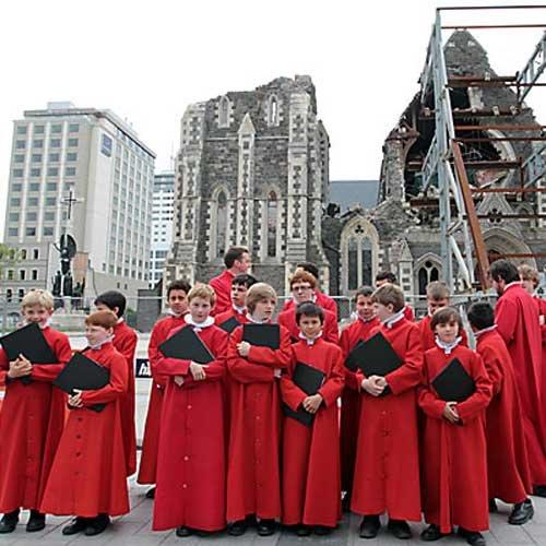 Marlborough Cathedral Choir