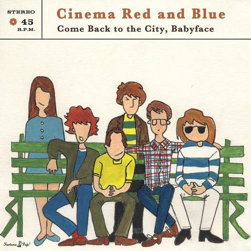 Cinema Red And Blue