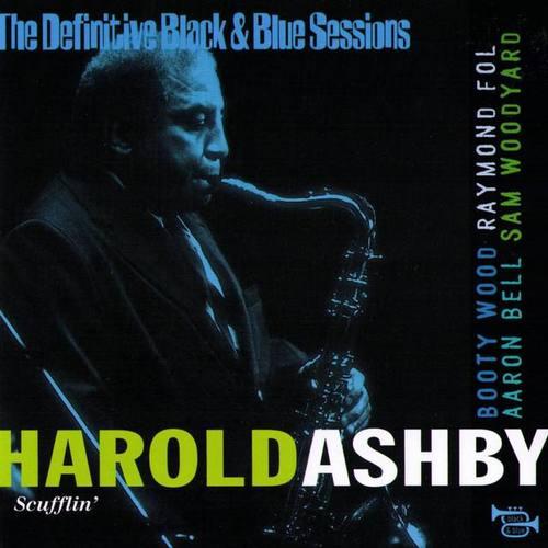 Harold Ashby