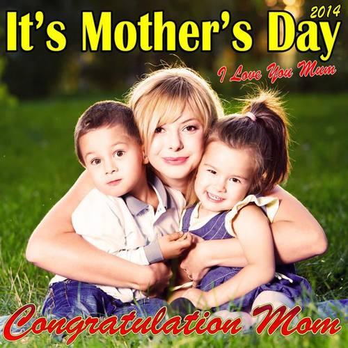 Congratulation Mom