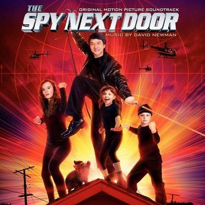 The Spy Next Door Original Motion Picture