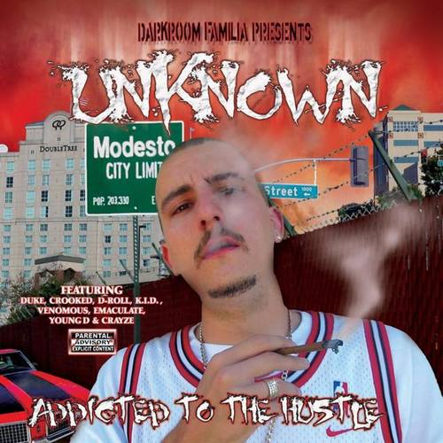 Darkroom Familia Presents: UNKNOWN