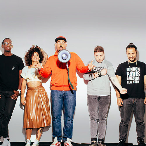 Download song Buraka Som Sistema with list Albums