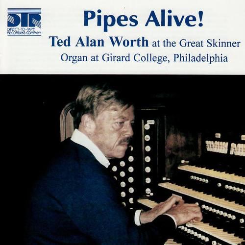 Ted Alan Worth