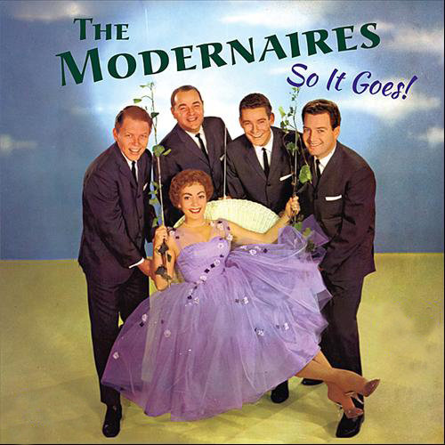 Download song The Modernaires with list Albums