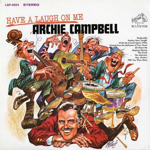 Archie Campbell