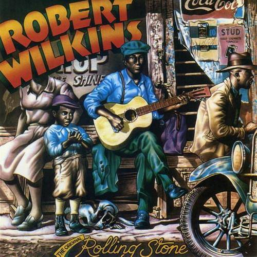 Download Lagu Robert Wilkins beserta daftar Albumnya