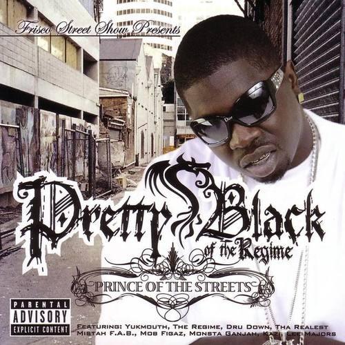 Download Lagu Pretty Black beserta daftar Albumnya