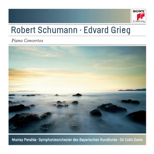 Schumann: Piano Concerto in A Minor, Op. 54 & Grieg: Piano Concerto in A Minor, Op. 16 - Sony Classical Masters