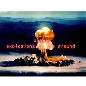 Explosions On The Ground