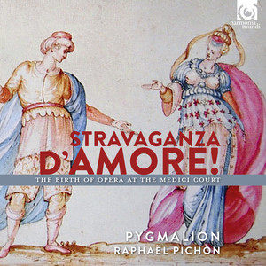 Stravaganza d'Amore! The Birth of Opera at the Medici Court