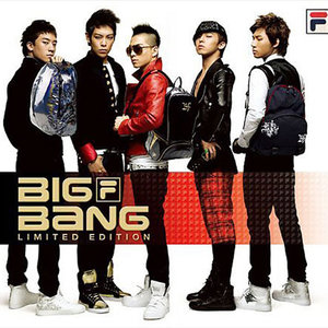 FILA Limited Edition With BIGBANG