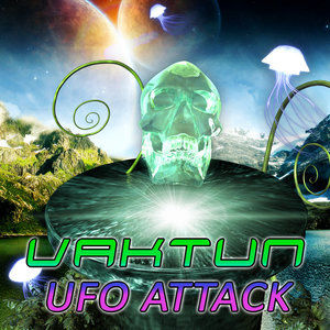 Vaktun - UFO Attack EP
