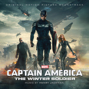 Captain America: The Winter Soldier (Original Motion Picture Soundtrack) (美国队长2 电影原声带)