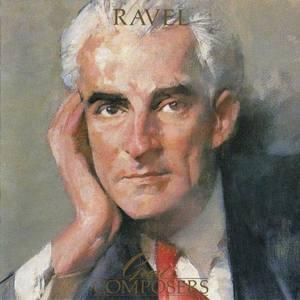 伟大作曲家之拉威尔 Disc1
