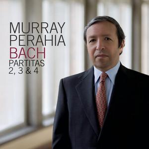 Murray Perahia的專輯Bach: Keyboard Partitas Nos. 2-4