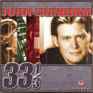 Johnny Farnham的專輯33 1/3