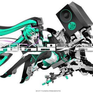 EXIT TUNES PRESENTS Vocalostar feat.初音ミク (EXIT TUNES PRESENTS Vocalostar feat.初音未来)