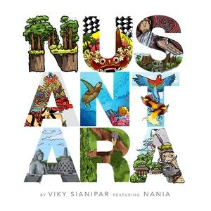 Nusantara dari Viky Sianipar