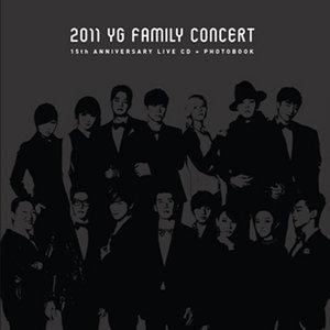 15th Anniversary 2011 YG Family Concert Live dari Y.G. Family