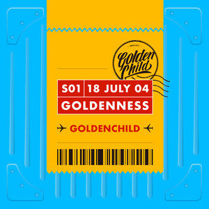 Golden Child 1st Single Album [Goldenness]
