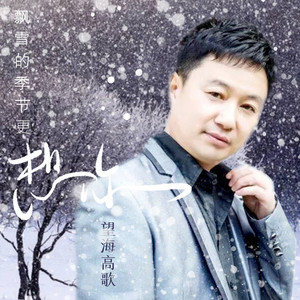 飘雪的季节更想你原唱是望海高歌,由盛天木子翻唱(播放:179)
