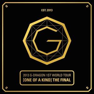 อัลบัม G-DRAGON 2013 WORLD TOUR [ONE OF A KIND] THE FINAL ศิลปิน G-Dragon