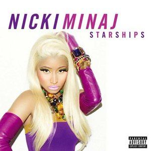 Starships 2012 Nicki Minaj