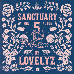 Lovelyz 5th Mini Album [SANCTUARY]