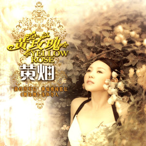黄玫瑰由张莉芳演唱(原唱:黄灿)