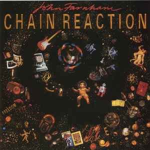 Johnny Farnham的專輯Chain Reaction