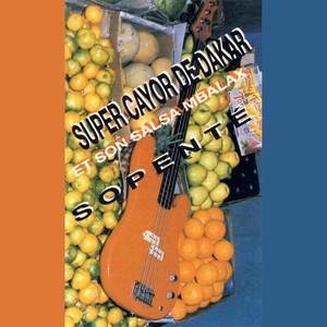 Album Sopenté from Super Cayor de Dakar