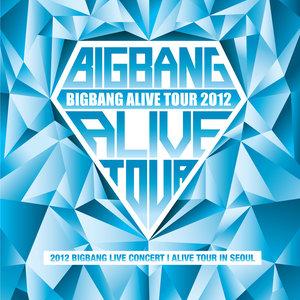 2012 BIGBANG Alive Tour Live Album
