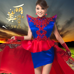 站在草原望北京(热度:337)由༺❀ൢ芳芳❀༻翻唱,原唱歌手乌兰图雅