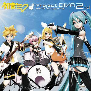 初音ミク-Project DIVA- 2nd NONSTOP MIX COLLECTION