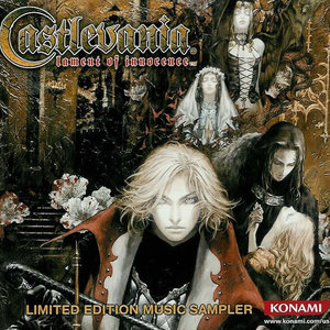 Castlevania Lament of Innocence Limited Edition Music Sampler