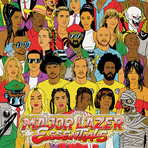All My Life (feat. Burna Boy) 2018 Major Lazer; Burna Boy
