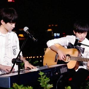 明天,你好(热度:14)由桃之夭夭翻唱,原唱歌手王俊凯/王源
