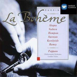 Album Puccini: La bohème from Antonio Pappano