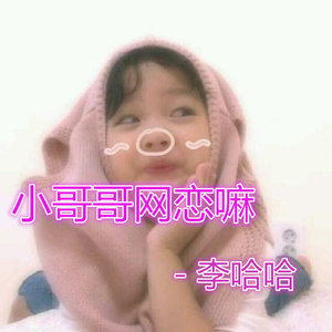小哥哥网恋嘛(热度:104)由k.r.平少翻唱,原唱歌手李哈哈